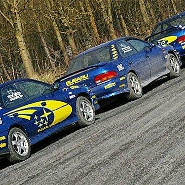 Stage en Subaru WRX STI sur le Circuit d'Albi