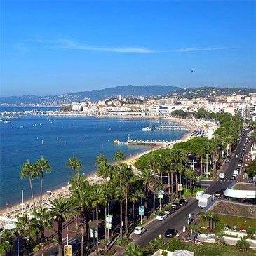 Vol d'Initiation au Pilotage d'Avion à Cannes