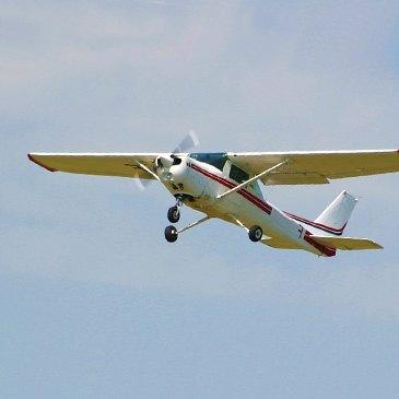 Stage initiation avion, département Alpes Maritimes