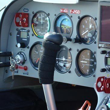 Aéroport de Cannes - Mandelieu, Alpes Maritimes (06) - Pilotage avion