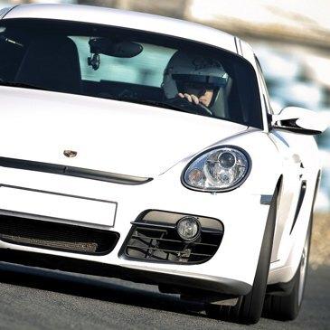 Stage de pilotage Porsche, département Tarn