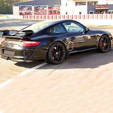 Stage en Porsche 997 Aerokit GT3 - Circuit d'Albi