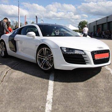 Circuit d'Albi, Tarn (81) - Stage de pilotage Audi R8