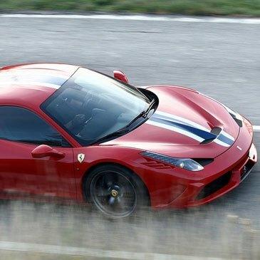 Stage Pilotage Ferrari en région Midi-Pyrénées