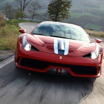 Circuit d'Albi, Tarn (81) - Stage Pilotage Ferrari