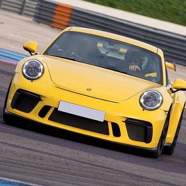Stage de Pilotage Porsche 991 GT3 Phase 2 - Circuit d'Albi