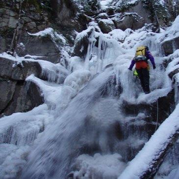 Canyoning, département Pyrénées atlantiques