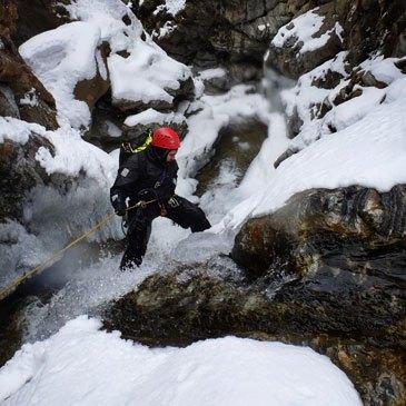 Laruns, à 50 min de Pau, Pyrénées atlantiques (64) - Canyoning