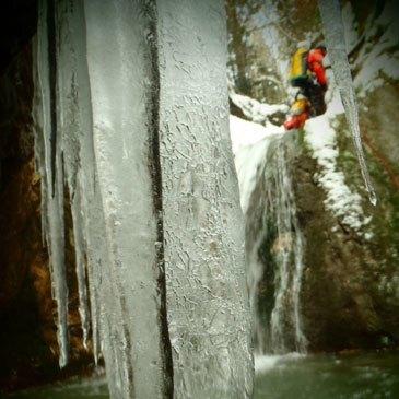 Canyoning proche Laruns, à 50 min de Pau