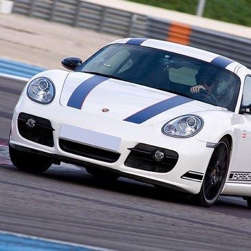 Stage de Pilotage en Porsche Cayman PDK - Circuit d'Albi