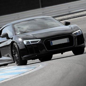 Stage de pilotage Audi R8 en région Rhône-Alpes