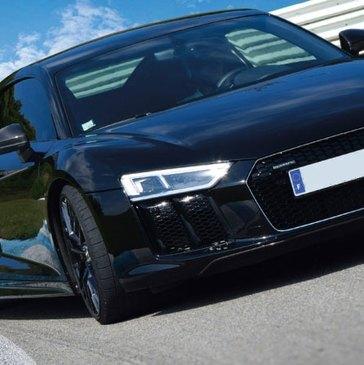 Circuit du Laquais - Champier, Isère (38) - Stage de pilotage Audi R8