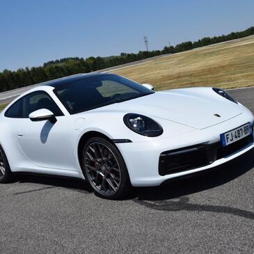 Stage en Porsche Carrera S - Circuit du Laquais
