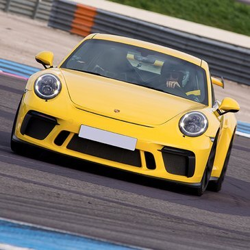 Stage Pilotage Porsche 991 GT3 Phase 2 - Circuit Paul Ricard
