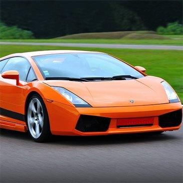 Stage en Lamborghini Gallardo - Saint-Laurent-de-Mûre