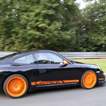 Stage en Porsche 997 Aerokit GT3 - Circuit de Bresse