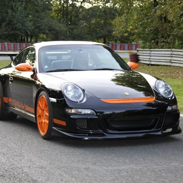 Stage Pilotage Porsche en région Bourgogne