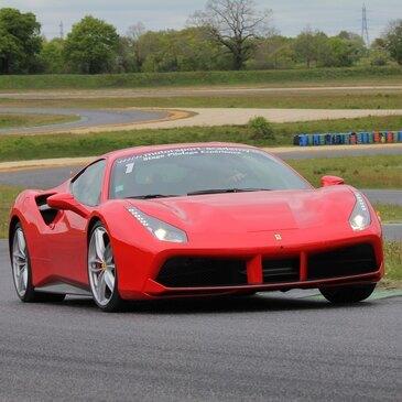 Le Mans - Circuit Maison Blanche, Sarthe (72) - Stage de pilotage Ferrari