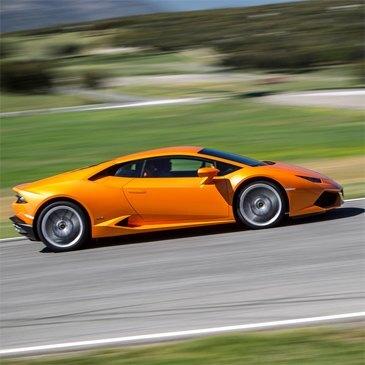 Baptême de Pilotage en Lamborghini Huracan Circuit Dreux