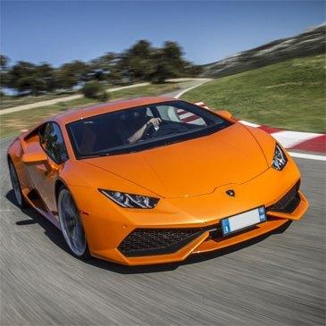 Stage de pilotage Lamborghini en région Centre