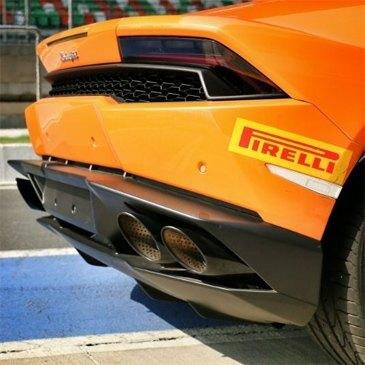 Circuit de l'Ouest Parisien - Dreux, Eure et loir (28) - Stage de pilotage Lamborghini
