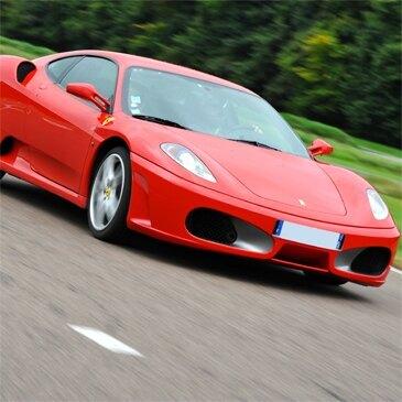 Stage en Ferrari F430 sur le Circuit de Bresse