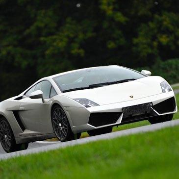 Stage en Lamborghini LP560 - Circuit de Bresse
