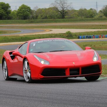 Circuit Fay-de-Bretagne, Loire Atlantique (44) - Stage de pilotage Ferrari
