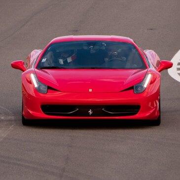 Stage de Pilotage en Ferrari F458 Circuit d'Alès