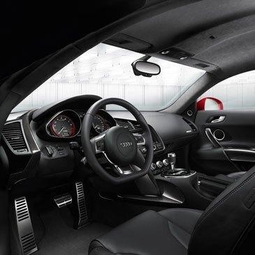 Stage de pilotage Audi R8 en région Languedoc-Roussillon