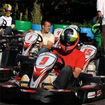 Session de Karting à Dreux