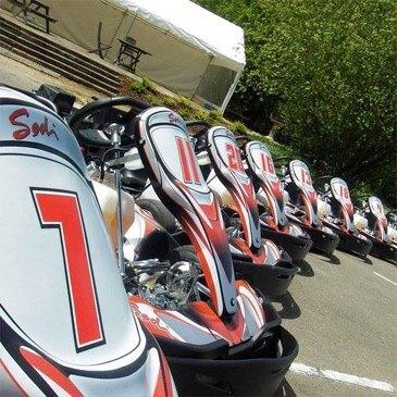 Karting, département Eure et loir