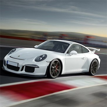Stage en Porsche 991 GT3 - Circuit de Lédenon piste Club