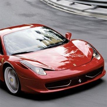 Stage de Pilotage Ferrari 458 Italia Circuit de Ledenon P2