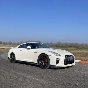 Stage de Pilotage Nissan GT-R - Circuit d'Issoire