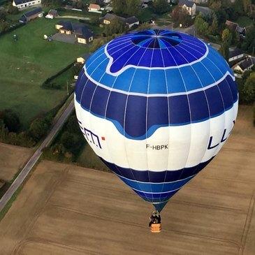 Vol en Montgolfière près de Rouen