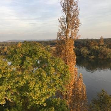 Boissay, Seine maritime (76) - Baptême de l'air montgolfière