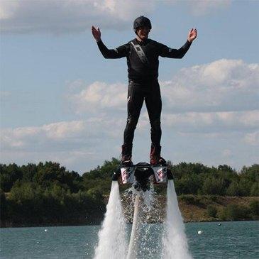 Initiation au Flyboard près de Dijon