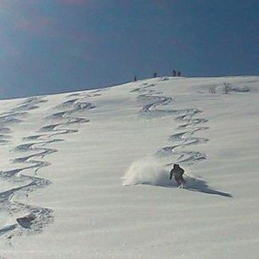 Ski Freeride, département Hautes Alpes