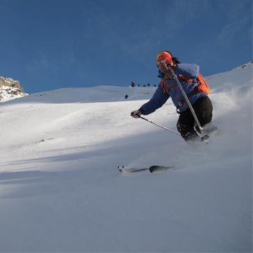 Briançon, Hautes Alpes (05) - Ski Freeride