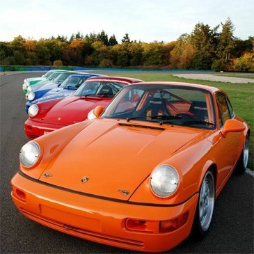 Stage de Pilotage Porsche 911 Cup Circuit de l'Ouest Parisien