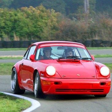 Stage Pilotage Porsche, département Eure et loir