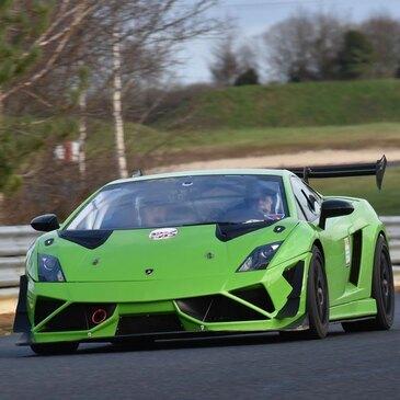 Stage Pilotage Lamborghini Supertrofeo Circuit de Vaison