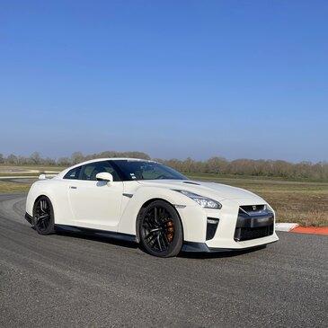 Stage de Pilotage Nissan GT-R - Circuit de Lohéac