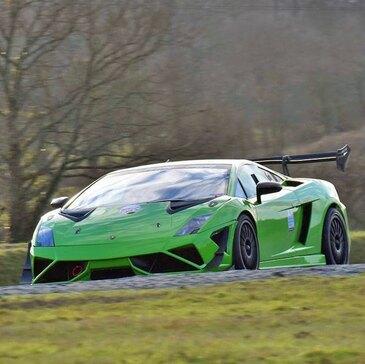 Stage en Lamborghini Super Trofeo - Circuit d'Issoire