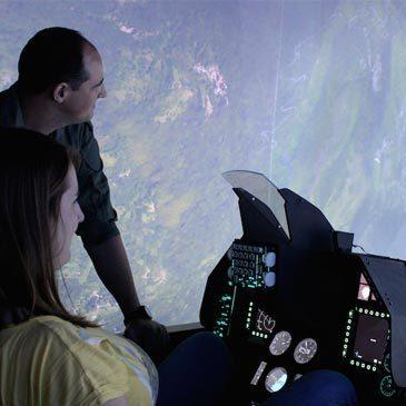 Simulateur de Vol proche Bordeaux