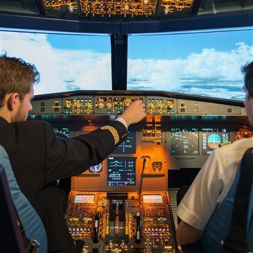 Stage sur Simulateur de Vol Airbus A320 à Grenoble