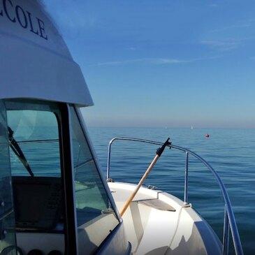 Permis bateau en région Poitou-Charentes