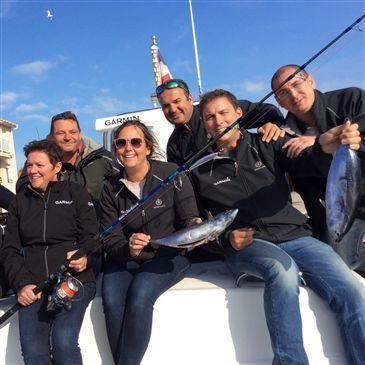 Pêche au gros en région Provence-Alpes-Côte d'Azur et Corse