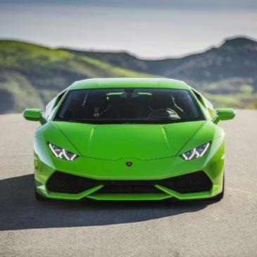 Stage de pilotage Lamborghini, département Gers